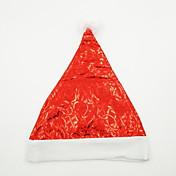 Hot stempling julen hat jul ornament