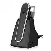 E5 En el oido Sin Cable Auriculares El plastico Conducción Auricular Con control de volumen Con Micrófono Auriculares