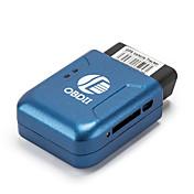 Gps Tracker Plast Car Anti Theft / Bilsporingsposisjonering GPS Posisjonering / GPS-posisjonering, Anti-lost / Enkel å installere GSM /