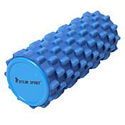 masaje con rodillo de espuma, yoga, pilates, fitness, músculo, relajación, masaje profundo, y punto de activación