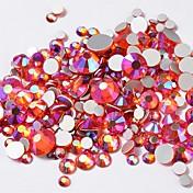Cristal Diamante de imitación Moda Alta calidad Diario Nail Art Design