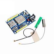 Módulo a7 gsm / gprs / gps Módulo tres en uno stm3251 Microordenador de chip único universal