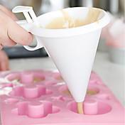 Herramientas para hornear Plásticos Herramienta para hornear Utensilios de cocina innovadores Abrazadera Herramientas