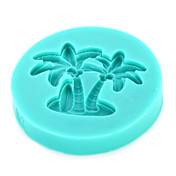 Herramientas para hornear Gel de silicona Cocina creativa Gadget Pastel / para el caramelo Moldes para pasteles / Herramientas de postre 1pc