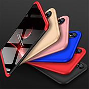 Funda Para Huawei P20 lite Antigolpes Funda de Cuerpo Entero Un Color Dura ordenador personal para Huawei P20 lite