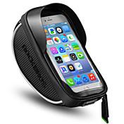 Bolso del teléfono celular 6 pulgada Impermeable, Pantalla táctil Ciclismo para iPhone 8/7/6S/6 / iPhone X / Samsung Galaxy S8+ / Note 8