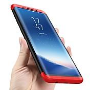 Etui Til Samsung Galaxy S9 S9 Plus Støtsikker Ultratynn Heldekkende etui Ensfarget Hard PC til S9 Plus S9 S8 Plus S8 S7 edge S7 S6 edge S6