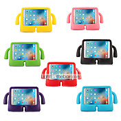 Funda Para Apple iPad Mini 4 Mini iPad 3/2/1 iPad 4/3/2 iPad Air 2 iPad Air Antigolpes Segura para Niños Funda de Cuerpo Entero Color