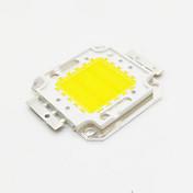 ZDM® 1pc 2500-3500lm 30V / 30-34V Bulb Accessory Led Brikke Aluminium / Pure Gold Wire LED for DIY LED Flood Light Spotlight 30W