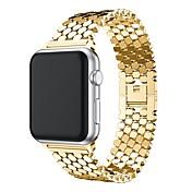 Klokkerem til Apple Watch Series 3 / 2 / 1 Apple Moderne spenne Metall Håndleddsrem