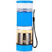 Daily Indoor Drinkware, 450 Tempered Glass Tea Water Water Bottle Vacuum Cup