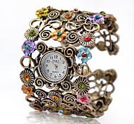 Artemis - Women's Watch Bohemian Fashionable Flower Bracelet Strap Watch Cool Watches Unique Watches