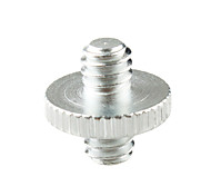 """1/4 inch 1/4"""" Male to 1/4"""" Male Threaded screw Adapter"""