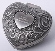 Недорогие -персонализированные старинные тутания сердца дизайн ювелирные изделия коробка элегантный стиль