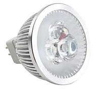 gu5.3 (mr16) привело прожектор mr16 3 высокой мощности привело 190 лм естественный белый 6500k dimmable dc 12v