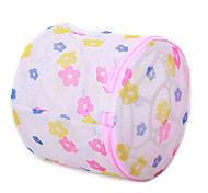 cheap -Flower Pattern Bra Nursing Laundry Bag