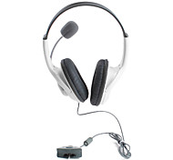cheap -Premium Microphone Headset for Xbox 360 (White)