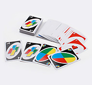 cheap -UNO Board Game Card Game UNO Friends Family Card Paper Boys' Gift