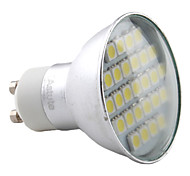 Недорогие -220 lm GU10 Точечное LED освещение MR16 27 светодиоды SMD 5050 Тёплый белый AC 220-240V