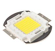 Недорогие -diy 70w 6000-7000lm 6000-6500k естественный белый свет встроенный светодиодный модуль (33-35v)