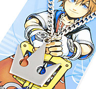 cheap -Jewelry Inspired by Kingdom Hearts Sora Anime/ Video Games Cosplay Accessories Necklaces Alloy Men's