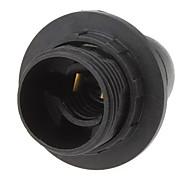 abordables -E14 del bulbo del tornillo de rosca Sostenedor de la lámpara Socket