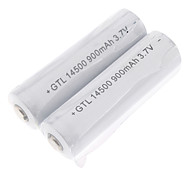 cheap -14500 Battery 900.0 mAh for Camping/Hiking/Caving