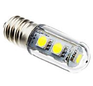 e14 led luces de maíz t 7 smd 5050 80lm blanco natural 6000k ca 220-240v