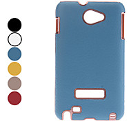 cheap -Litchi Grain Hard Case for Samsung Galaxy Note I9220  Galaxy S Series Cases / Covers