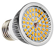 6W E26/E27 B22 LED Spotlight MR16 48 SMD 2835 500-600lm Warm White Cold White 3500K AC 100-240V