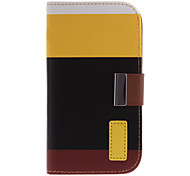 Wallet PU Leather Case Card Holder Flip Case Cover for Samsung Galaxy S3 i9300