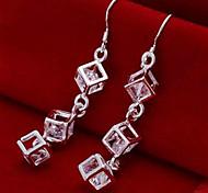 cheap -Women's Drop Earrings - Cross For Daily