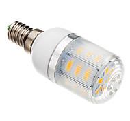 3W E14 Bombillas LED de Mazorca T 24 leds SMD 5730 Blanco Cálido 150-200lm 2500-3500K AC 100-240V