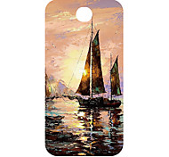 For Samsung Galaxy Case Pattern Case Back Cover Case Scenery PC Samsung S3