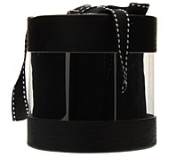 Недорогие -Коробки для бижутерии Акрил / Бумага Черный