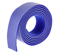 cheap -Magic Tape Blue 100m*20mm for managing wire