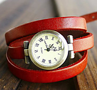 cheap -Women's Watch Bohemian Multilayered Leather Bracelet Cool Watches Strap Watch Unique Watches Fashion Watch