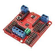 Недорогие -расширение ю щит v5 датчик XBee щит RS485 для (для Arduino) (работает с официальными (для Arduino) плат)