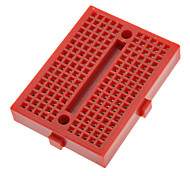 cheap -170 Points Mini Breadboard for (For Arduino) Proto Shield (Works with Official (For Arduino) Boards)
