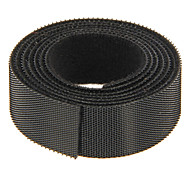 cheap -Magic Tape Black 100m*20mm for managing wire