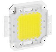 economico -fai da te 80w 6350-6400lm 2400ma 6000-6500k cool white light modulo led integrato (30-36 v)