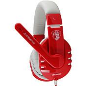 Somic G927YY Стерео Игры USB 7.1 Звук канала выше наушники-вкладыши с микрофоном и пультом дистанционного управления для ПК