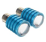 1156 BA15S (1156) Холодный белый 10W 6000-6500Лампа подсвета приборной доски Лампа освещения номерного знака Лампы сигнала поворота