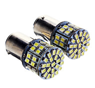 cheap -SO.K 1157 Car Light Bulbs SMD LED 350 lm Tail Light For universal