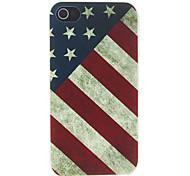 baratos -Capinha Para Apple iPhone X iPhone 8 iPhone 8 Plus Capa traseira Bandeiras Rígida PC para iPhone X iPhone 8 Plus iPhone 8 iPhone 7 Plus