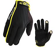 CoolChange® Спортивные перчатки Муж. / Все Перчатки для велосипедистов Весна / Осень / Зима ВелоперчаткиАнти-скольжение / Дышащий /