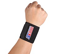 Silicone Pressure Massage Adjustable Sport Wrist Guard Protector - Free Size