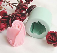 cheap -Mold Flower For Pie For Cookie For Cake Silicone Eco-friendly DIY Valentine's Day