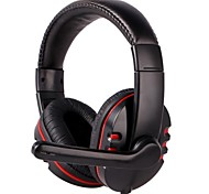 cheap -Gaming Headset with Microphone/Voice Control for PS4/PS3/PC/Xbox360