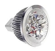 cheap -270-330 lm GU5.3(MR16) LED Spotlight MR16 leds Cold White DC 12V